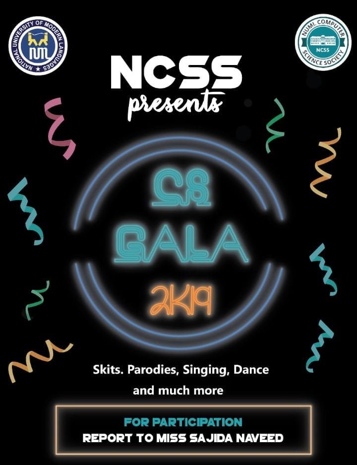 Participation Open for 'Students Gala 2k19'
