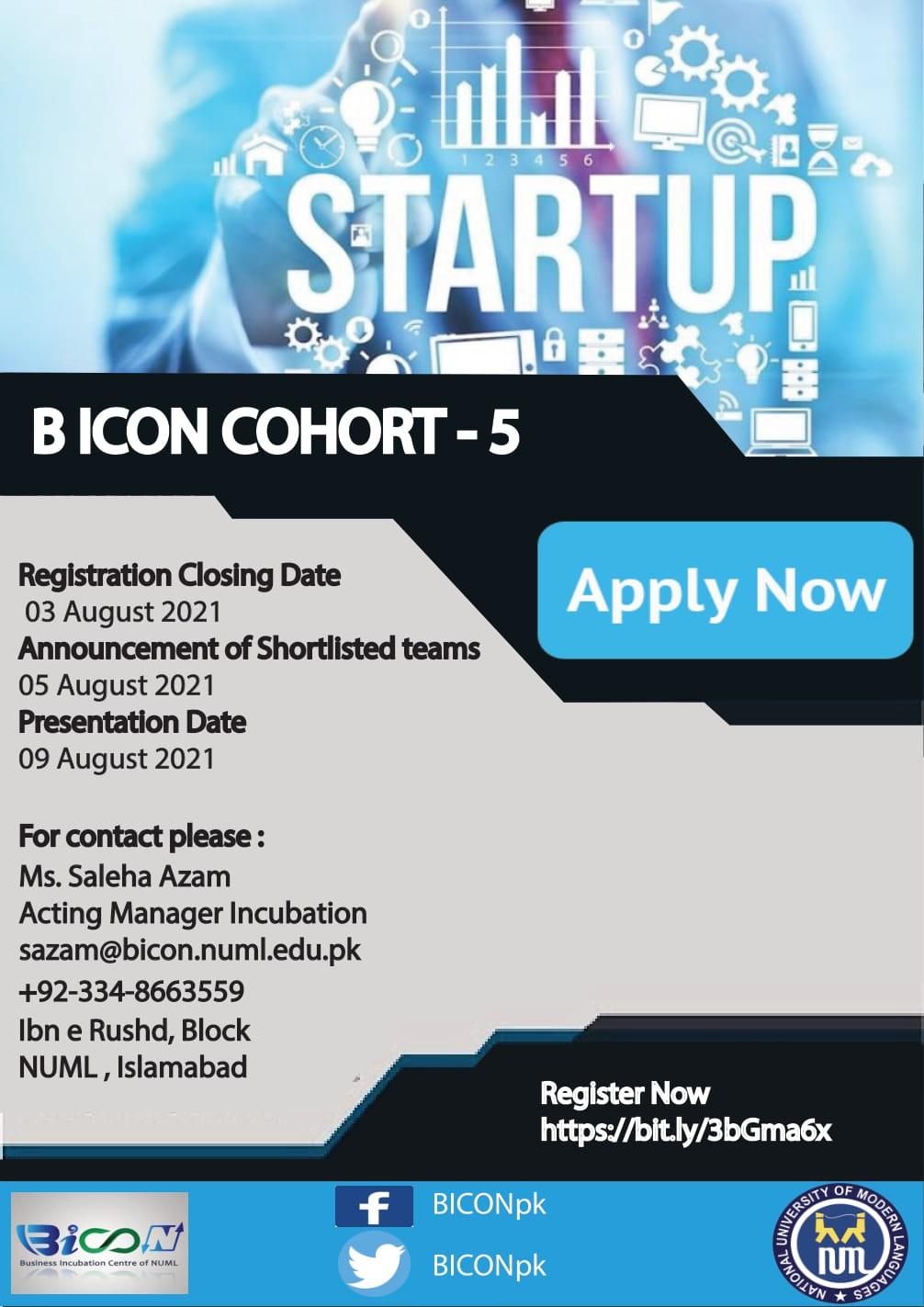 B ICON COHORT-5