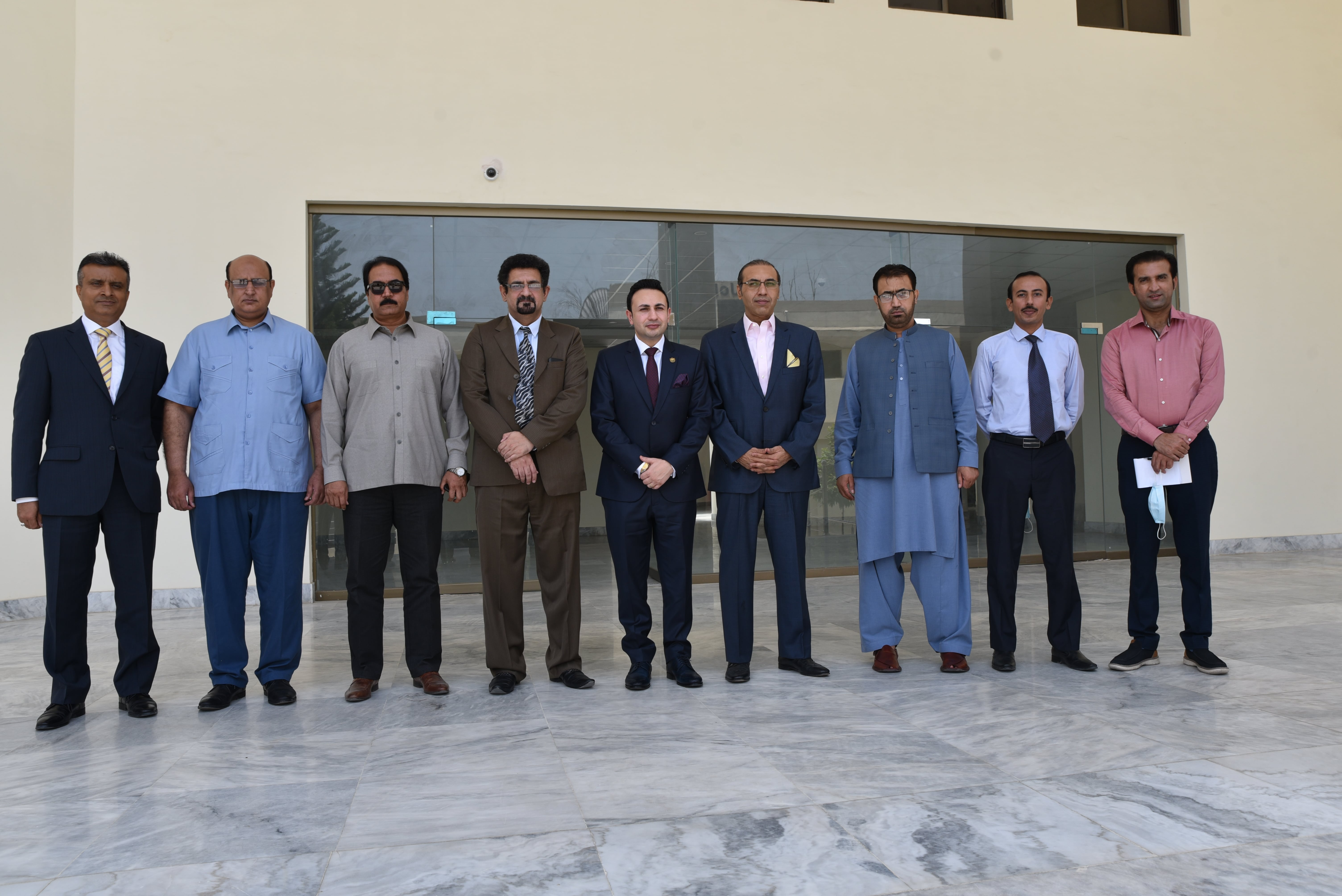 Steering Committee Held Between ORIC & Islamabad Chamber of Commerce and Industries (ICCI)