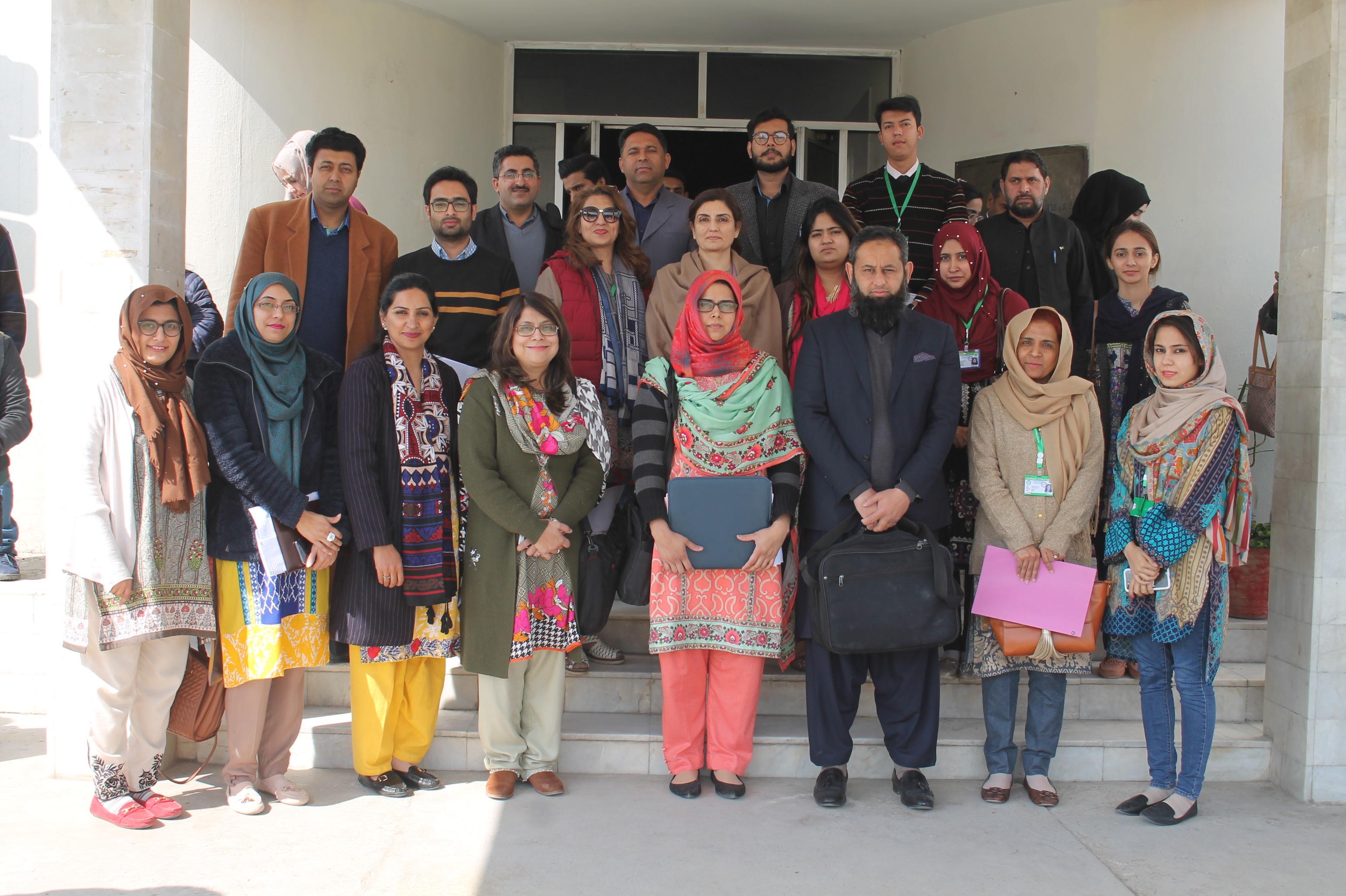 Faculty workshop on Case Study method of Teaching