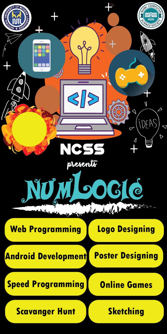 NUMLogic was held in CS Department