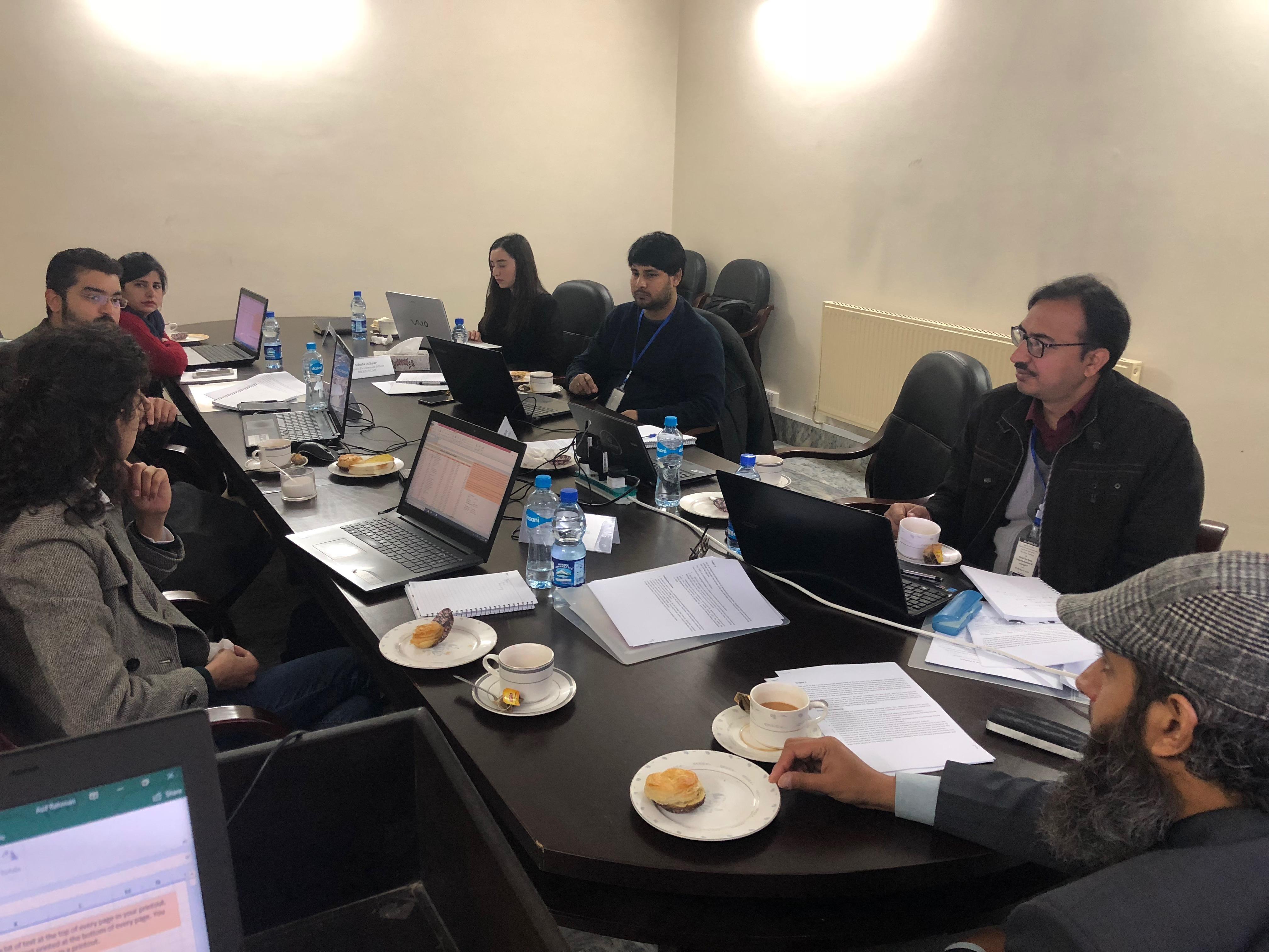 Microsoft Excel workshop on Data Transformation & Analysis