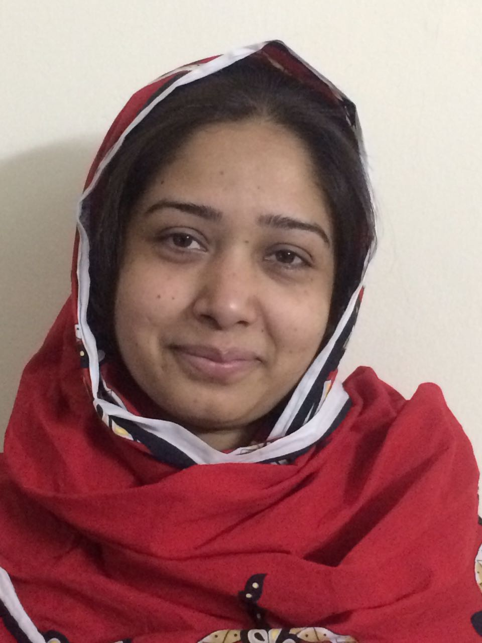 Ms. Nadia Ashraf