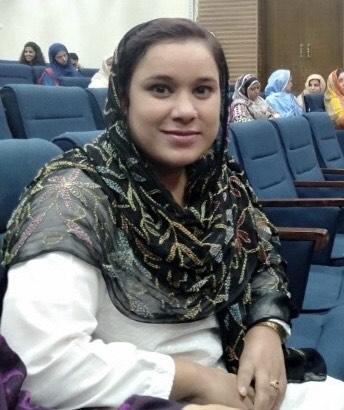 Ms. Alishba Noor ul Huda