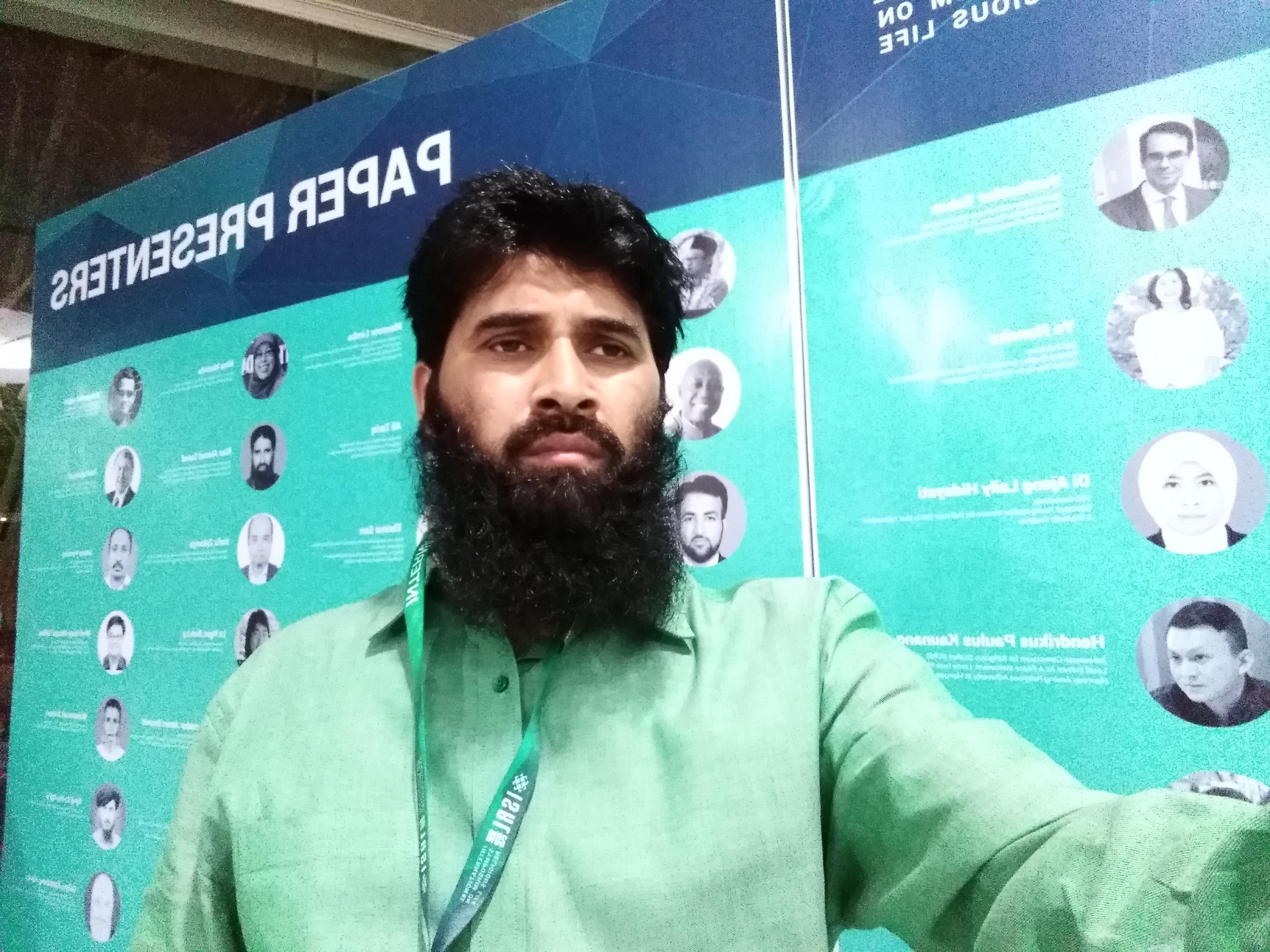 Dr. Riaz Ahmad Saeed