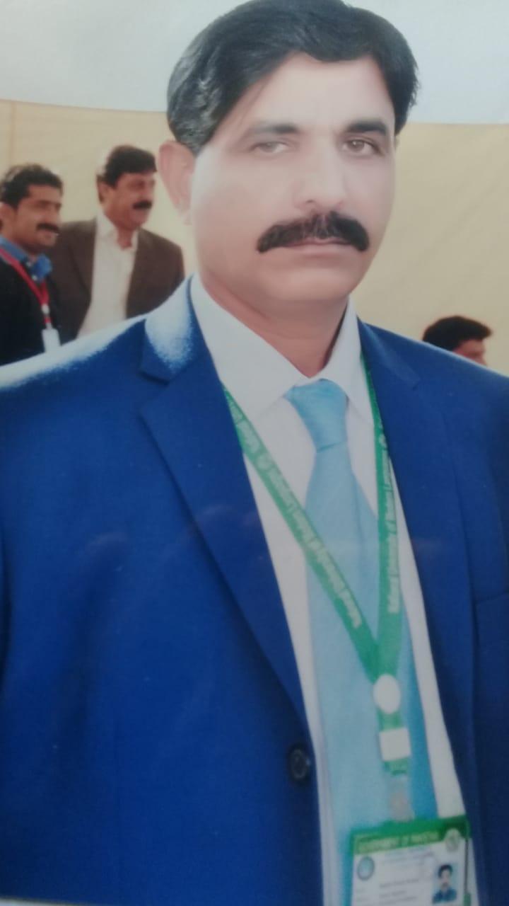 Maj(R) Khalil Ahmad