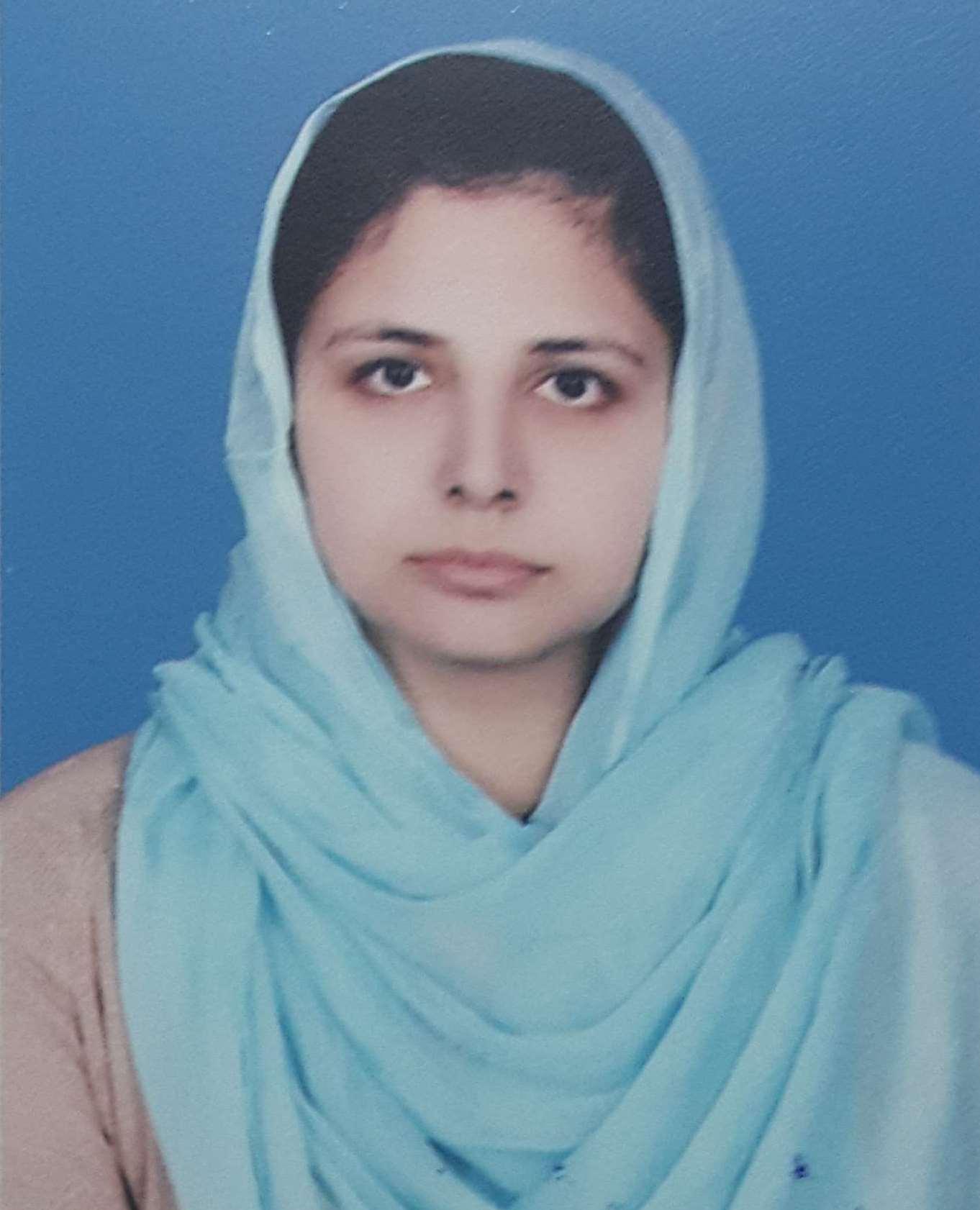 Saadia Shabbir