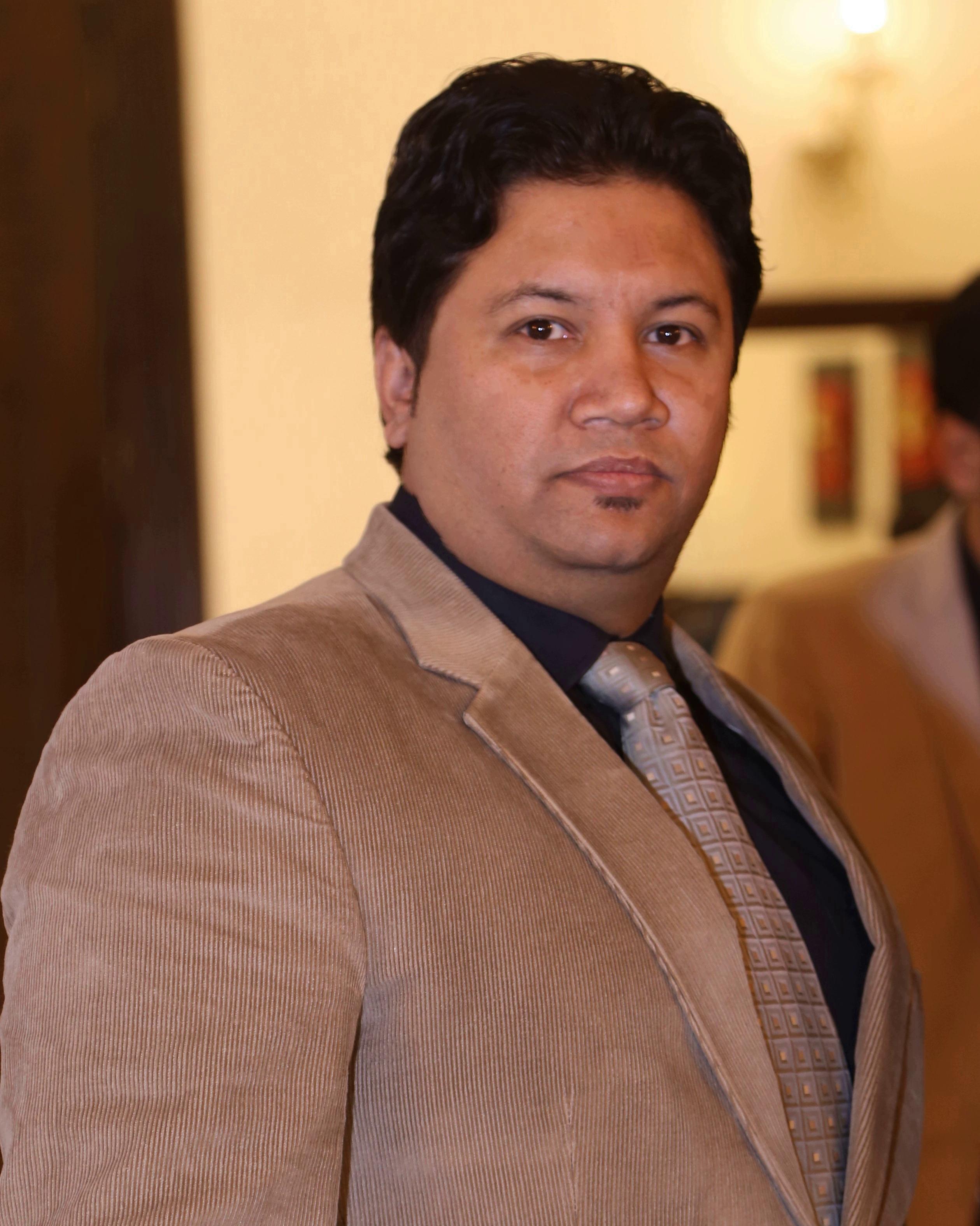 Dr.Sheraz Alam Khan
