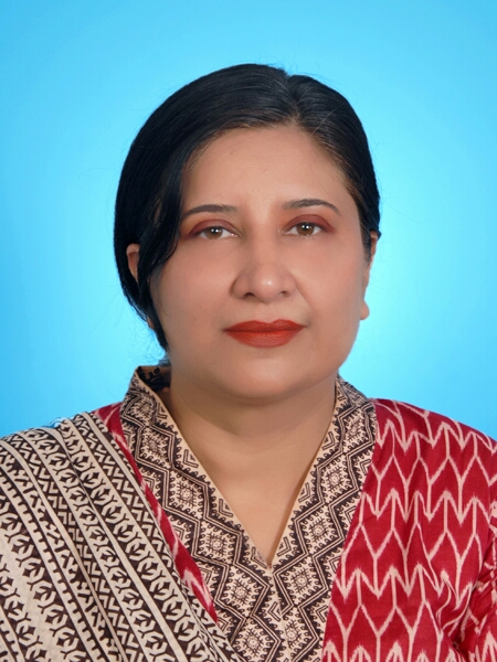 Ms. Samina Siddiqui