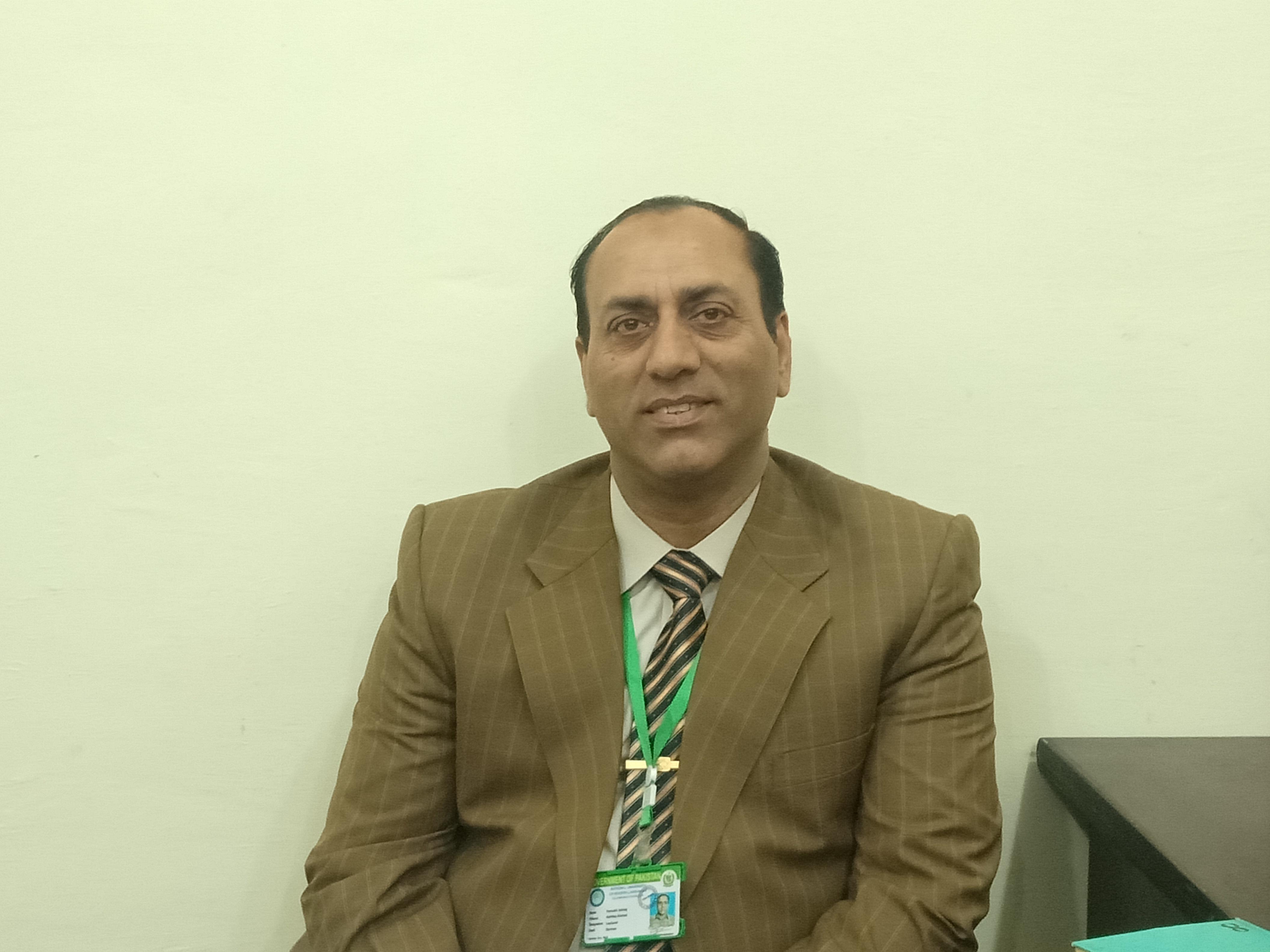 Mr. Farrukh Ishfaq