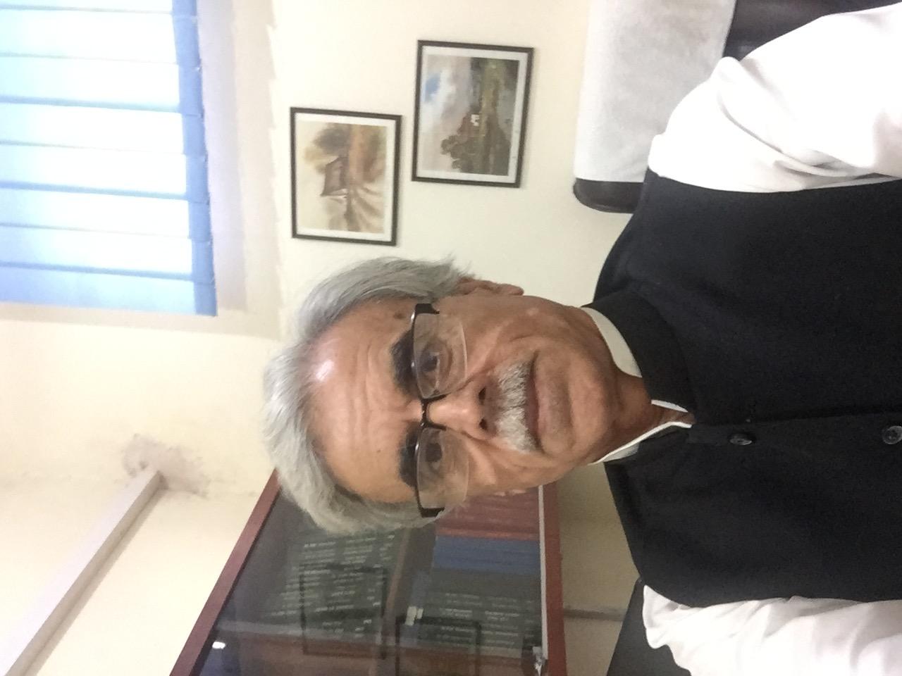 Prof.Dr. M. Anis ul Haque