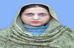 Prof.Dr.Sufiana Khatoon Malik