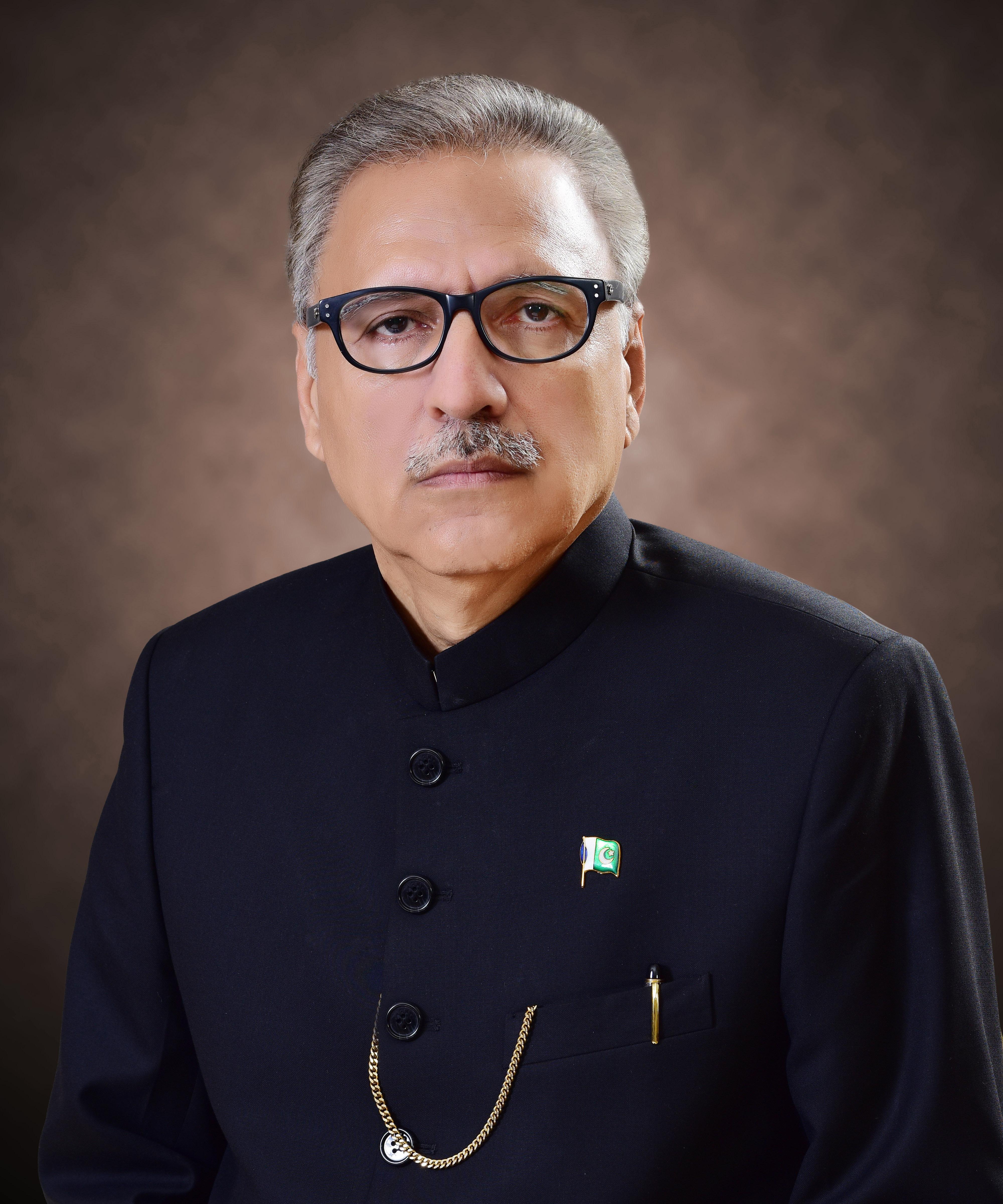Mr. Arif Alvi